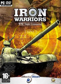 UK Boxshot of Iron Warriors: T72 Tank Command (PC)