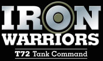 Logo of Iron Warriors: T72 Tank Command (PC)