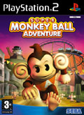 UK Boxshot of Super Monkey Ball Adventure (PS2)