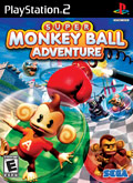 US Boxshot of Super Monkey Ball Adventure (PS2)
