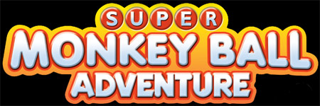 Logo of Super Monkey Ball Adventure (PS2)