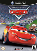 US Boxshot of Cars (GAMECUBE)