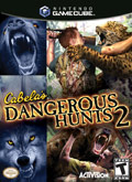 US Boxshot of Cabela's Dangerous Hunts 2 (GAMECUBE)