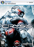 UK Boxshot of Crysis (PC)