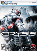 US Boxshot of Crysis (PC)