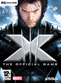UK Boxshot of X-Men: The Official Game (PC)