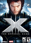 US Boxshot of X-Men: The Official Game (PC)