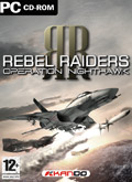 UK Boxshot of Rebel Raiders: Operation Nighthawk (PC)