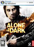 UK Boxshot of Alone in the Dark (PC)