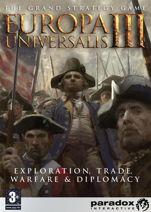Europa Universalis III Chronicles-FANiSO
