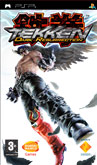 UK Boxshot of Tekken: Dark Resurrection (PSP)