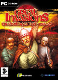 UK Boxshot of Great Invasions (PC)