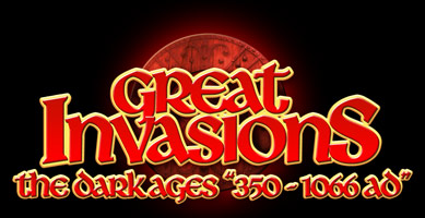 Logo of Great Invasions (PC)