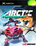 UK Boxshot of Arctic Thunder (XBOX)
