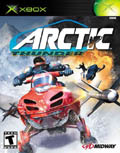 US Boxshot of Arctic Thunder (XBOX)