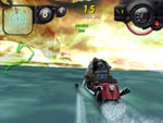 Screenshot of Arctic Thunder (XBOX)