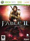 UK Boxshot of Fable II (XBOX360)