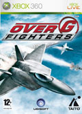 UK Boxshot of Over G Fighters (XBOX360)