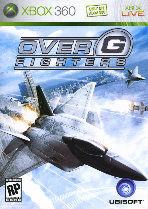 Over G Fighters (2006) Xbox 360 Region Free