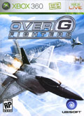 US Boxshot of Over G Fighters (XBOX360)
