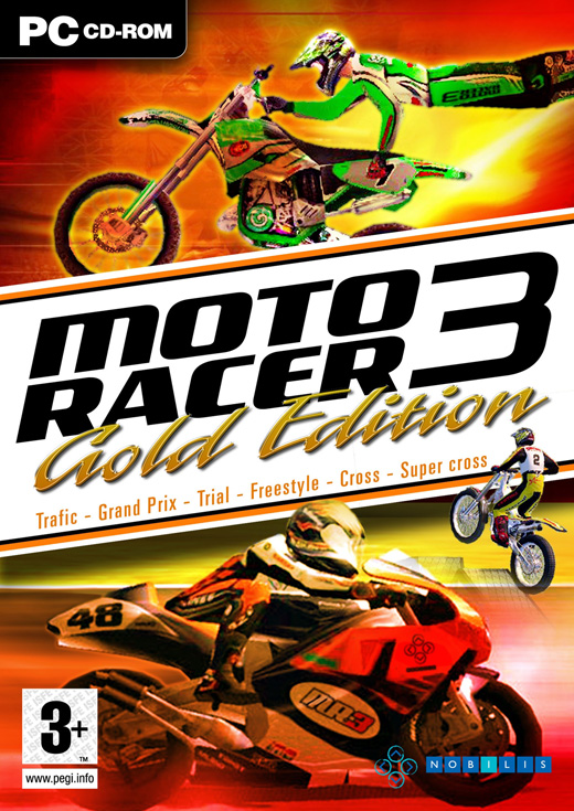 Moto Racer 3 Gold Edition [Full Game]