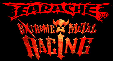 Logo of Earache Extreme Metal Racing (PSP)