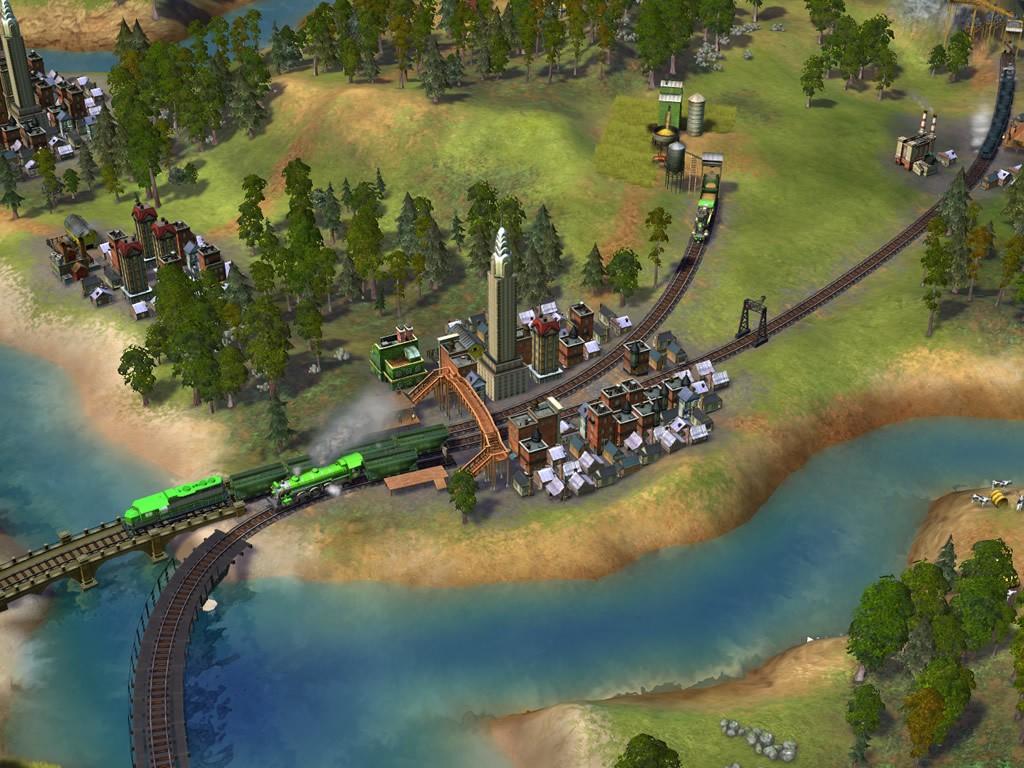 screen2 large Sid Meiers Railroads Full PC Free Download
