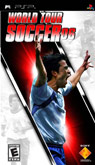 US Boxshot of World Tour Soccer 2 (PSP)