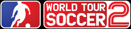 Logo of World Tour Soccer 2 (PSP)