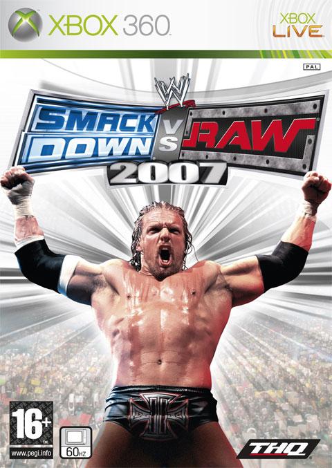 WWE SmackDown! vs. Raw 2007 Xbox Ps3 Ps4 Pc jtag rgh dvd iso Xbox360 Wii Nintendo Mac Linux
