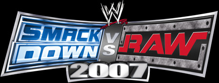 Logo of WWE SmackDown! vs. RAW 2007 (XBOX360)