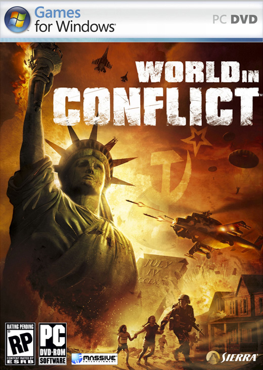 World In Conflict #9.