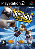 UK Boxshot of Rayman: Raving Rabbids (PS2)