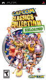 US Boxshot of Capcom Classics Collection Reloaded (PSP)