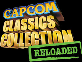 Logo of Capcom Classics Collection Reloaded (PSP)
