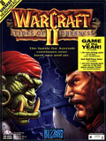 US Boxshot of WarCraft II: Tides of Darkness (PC)