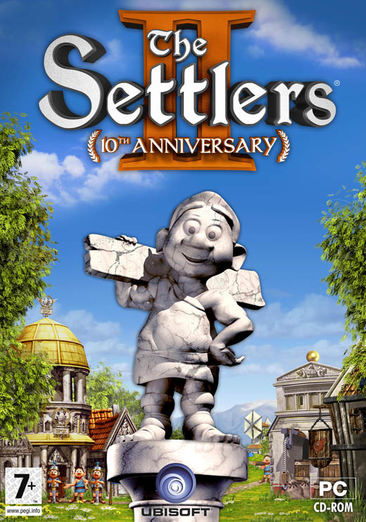 The Settlers 2 : 10th Anniversary-RELOADED