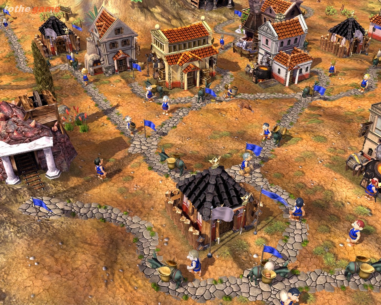screen2 large The Settlers 2 : 10th Anniversary RELOADED