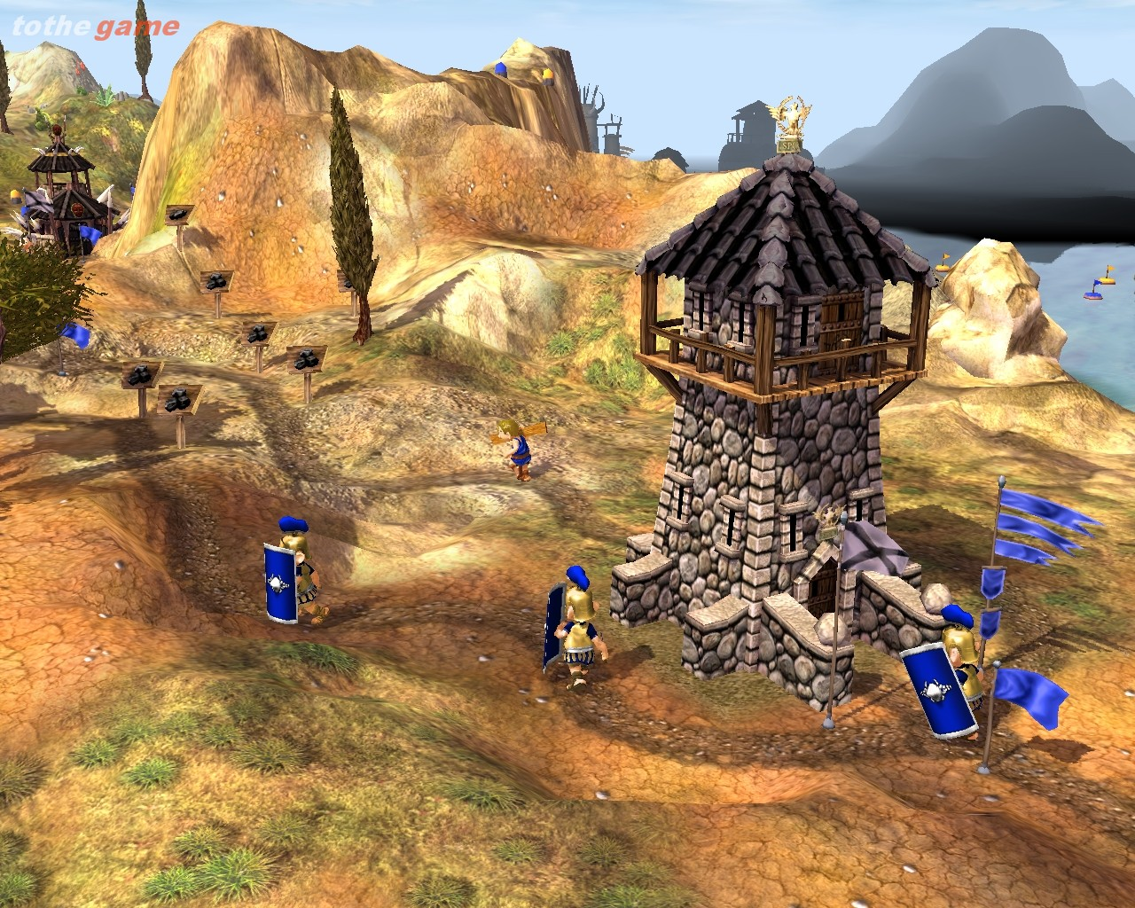 screen4 large The Settlers 2 : 10th Anniversary RELOADED