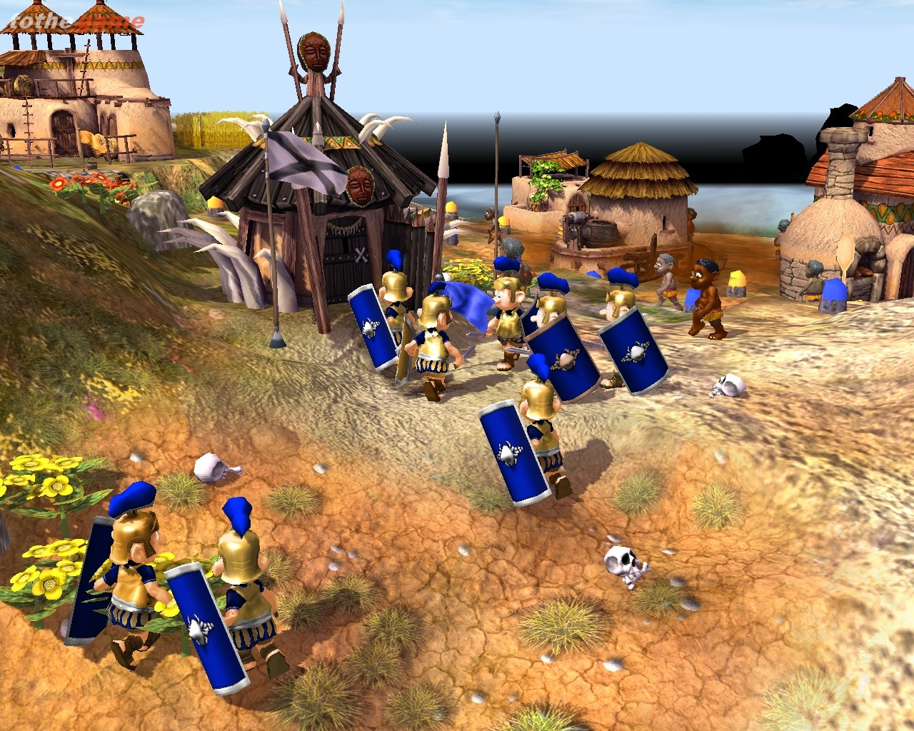 screen5 large The Settlers 2 : 10th Anniversary RELOADED