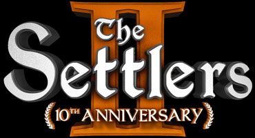 Logo of The Settlers II: 10th Anniversary (PC)
