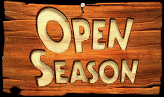 Logo of Open Season (DS)