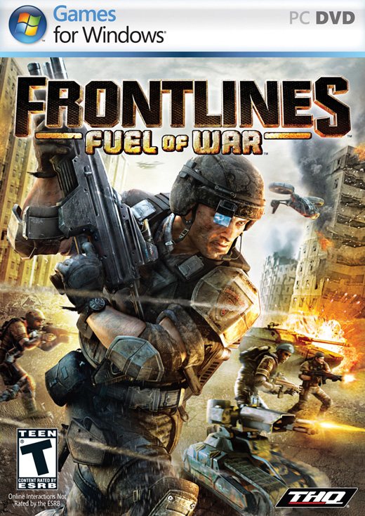 Download Frontlines - Fuel of War Baixar Jogo Completo Full
