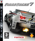 UK Boxshot of Ridge Racer 7 (PS3)
