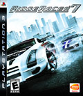 US Boxshot of Ridge Racer 7 (PS3)