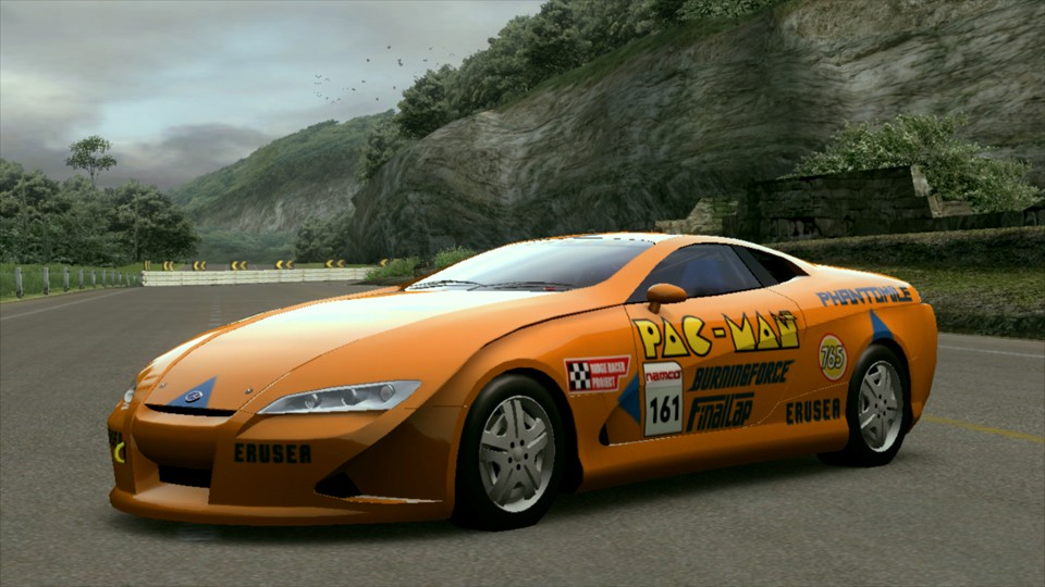 Screenshot of Ridge Racer 7 (PS3)