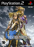 UK Boxshot of Valkyrie Profile 2: Silmeria (PS2)