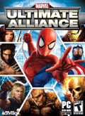 US Boxshot of Marvel Ultimate Alliance (PC)