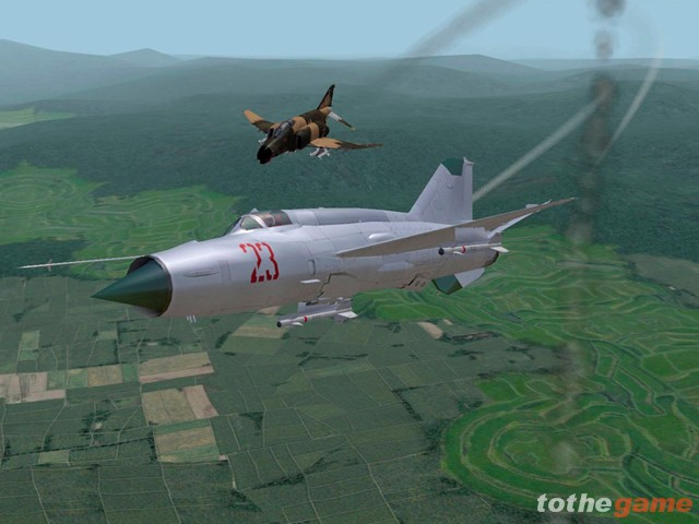 screen1 large Wings Over Vietnam Full PC Free Download