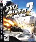 UK Boxshot of Full Auto 2: Battlelines (PS3)